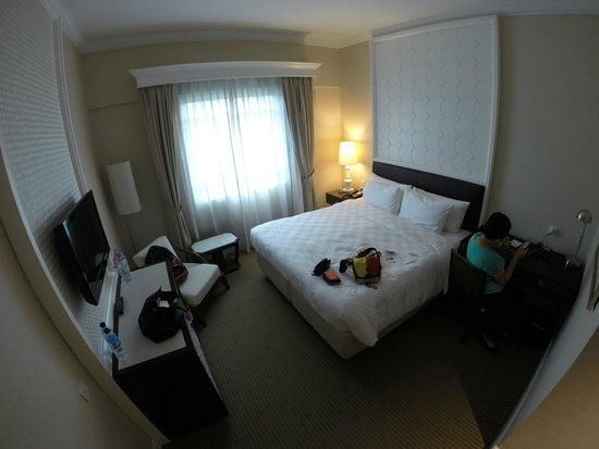 Rendezvous Hotel Singapore by Far East Hospitality: Room