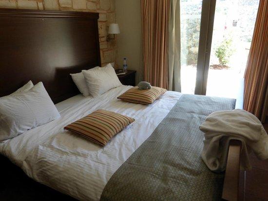 Filion Suites Resort & Spa : Cretan Villa bedroom 1