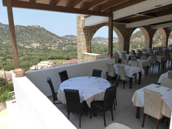 Filion Suites Resort & Spa: Restaurant