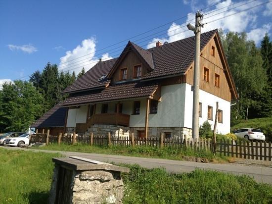 Nova Ves nad Nisou, สาธารณรัฐเช็ก: Táborová 581, 468 51 Smržovka, Tschechische Republik