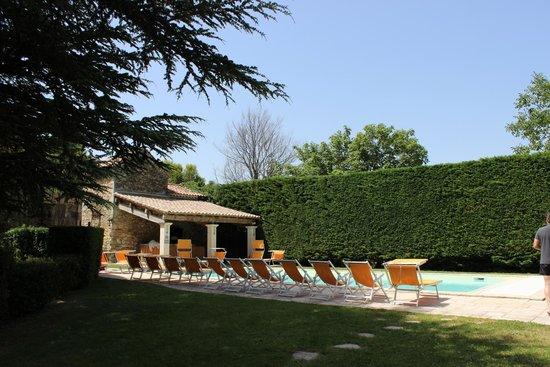 Villa Augusta : Espace piscine