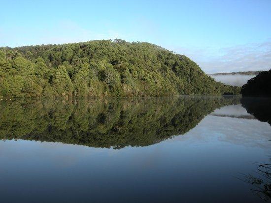 Corinna Wilderness Experience : Pieman Reflections