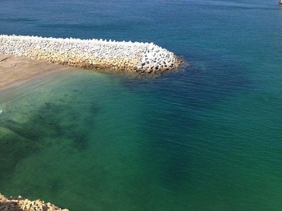Shangri La Barr Al Jissah Resort & Spa - Al Bandar Hotel: the beach around Shangri la
