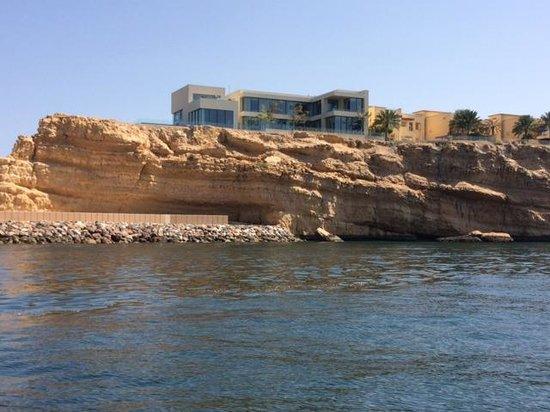 Shangri La Barr Al Jissah Resort & Spa - Al Bandar Hotel: A part of the shangri la Oman