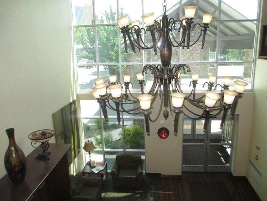 Comfort Inn Downtown : Réception