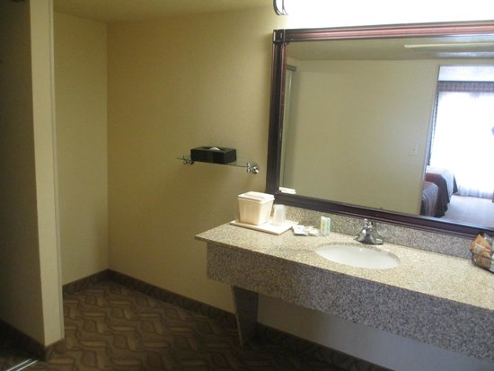 Comfort Inn Downtown: S d B