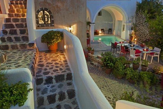 Aigialos Hotel Restaurant