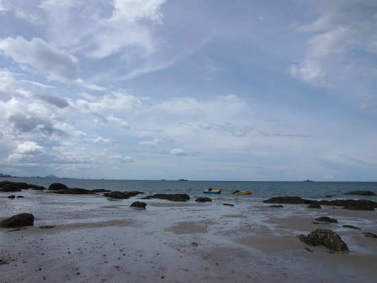 Hua Hin Beach : 海