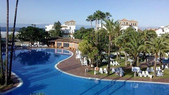 Club Marmara Marbella: Vue de la chambre