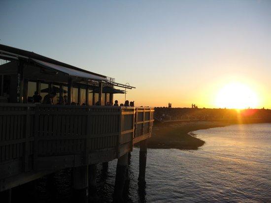 St. Kilda Beach: St Kilda Sunset