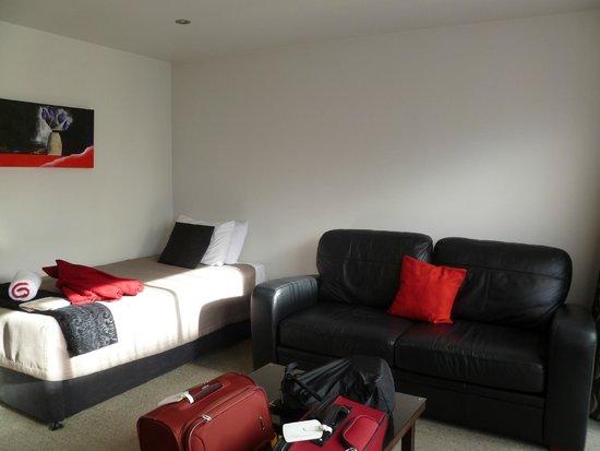 Dunedin Palms Motel: one bedroom apartment