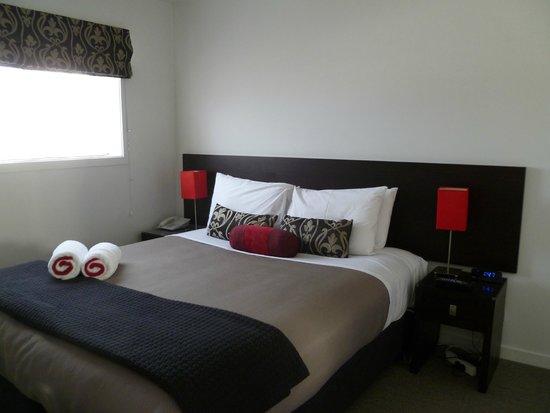 Dunedin Palms Motel: bedroom