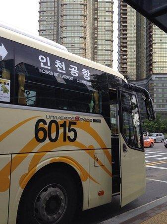 Lotte City Hotel Mapo: 6015