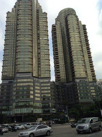 Lotte City Hotel Mapo: Lottecityhotel
