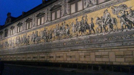 DresdenWalks: Desfile de los príncipes