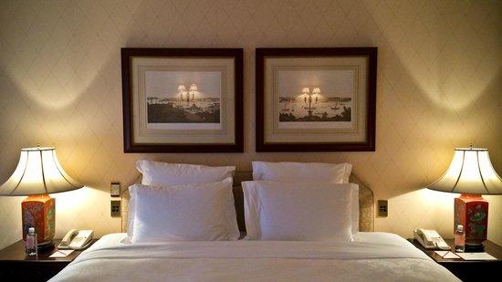 The Langham, Sydney: Langham bedroom