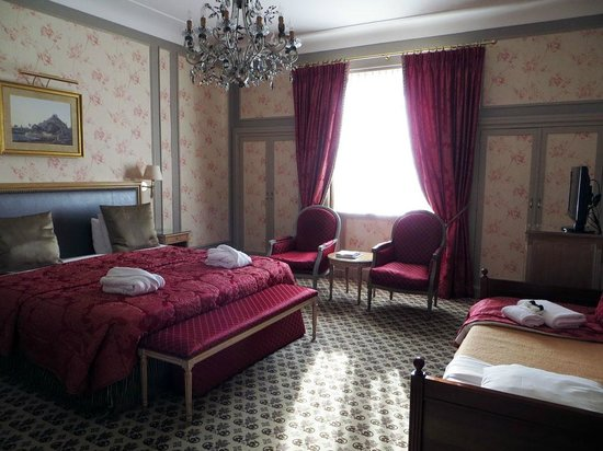 Hotel Metropole: la camera