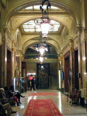 Hotel Metropole: l'entarta