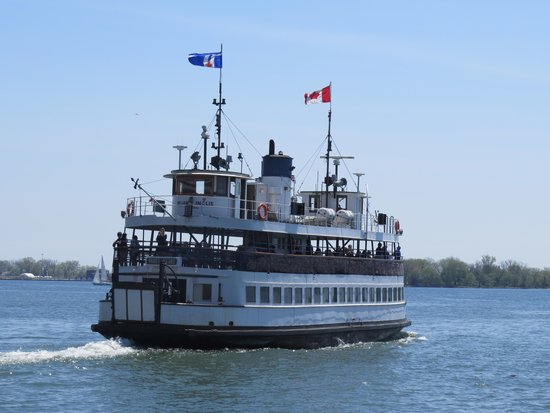 Toronto island ferry coupons 2018