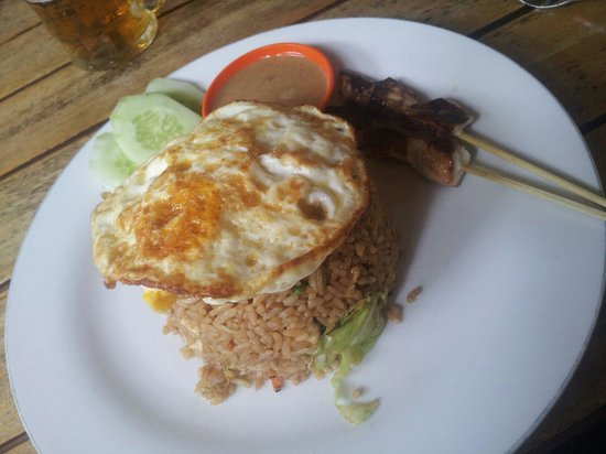 JB's Warung Makan : Chicken rice AWESOME