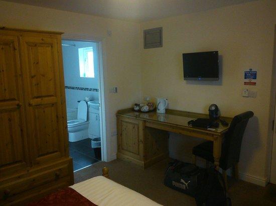 The Fox Inn : Room 1