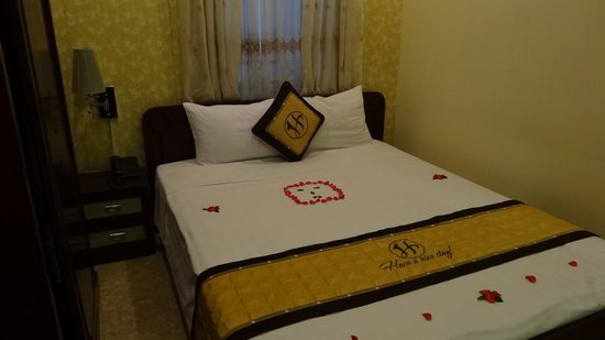 Hanoi Old Centre Hotel : Awesome bed. :)