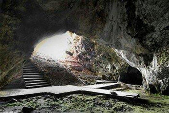 Anogia, Grecia: cave
