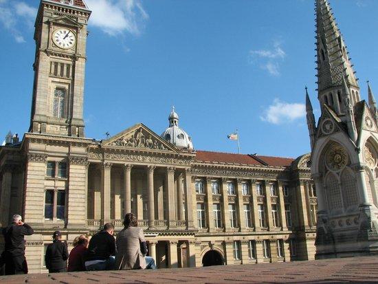 Birmingham Museum & Art Gallery: вот так выглядит музей