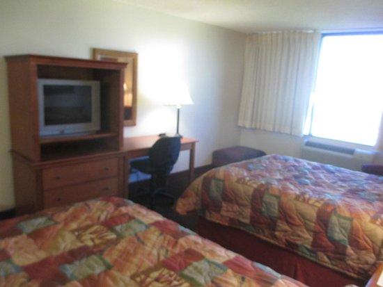 Grand Vista Hotel: Chambre