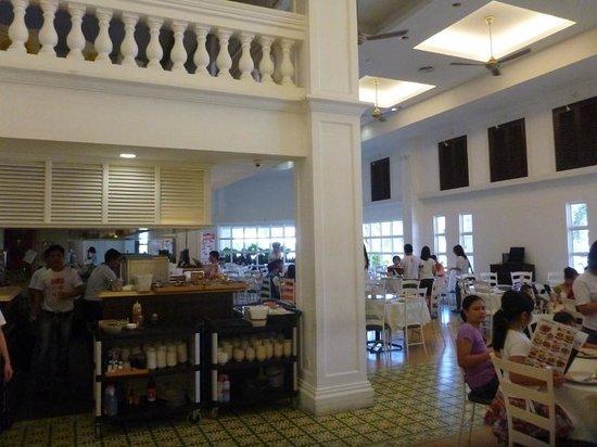 Bei Zhan Restaurant : Interior of restaurant