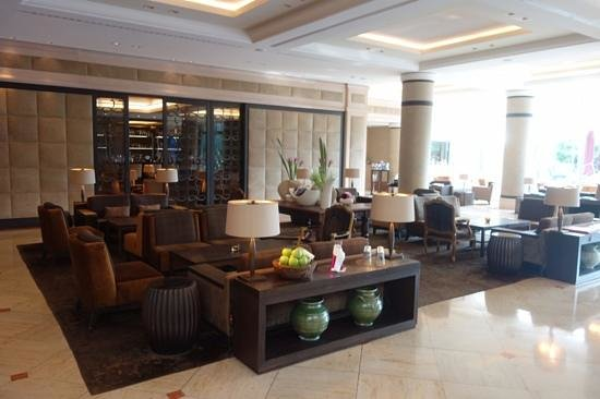 Althoff Seehotel Überfahrt: lobby