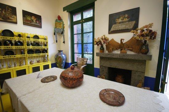 Musée Frida Kahlo : la cucina