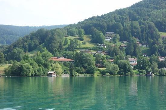 Althoff Seehotel Überfahrt: view from hotel entrance