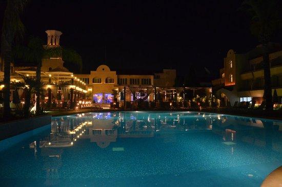 Napa Plaza Hotel : Отель