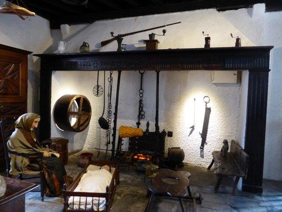 Chateau Fort de Lourdes : Museum