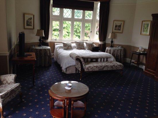 Kildrummy Castle Hotel: Superior Room