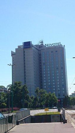 Novotel Poznan Centrum: Hotel