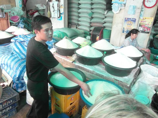 Tamarind Cooking Courses: Unser Koch erklärt verschiedene Reisarten