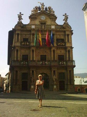 Cathédrale de Pampelune : Town Hall