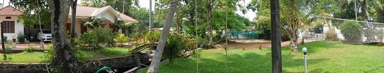 Coconut Creek Farm and Homestay : Panaroma View