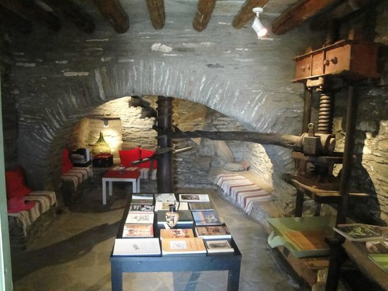 Cyclades Olive Museum: Μουσείο Ελιάς