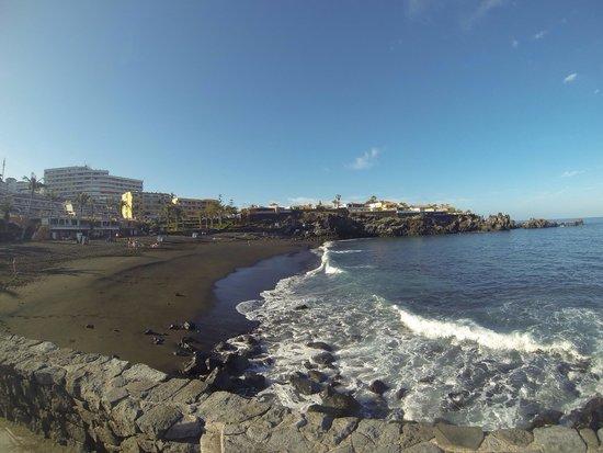 Playa de la Arena : Nice beach