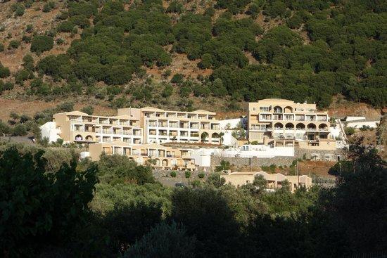 Filion Suites Resort & Spa: vue générale de l'hôtel
