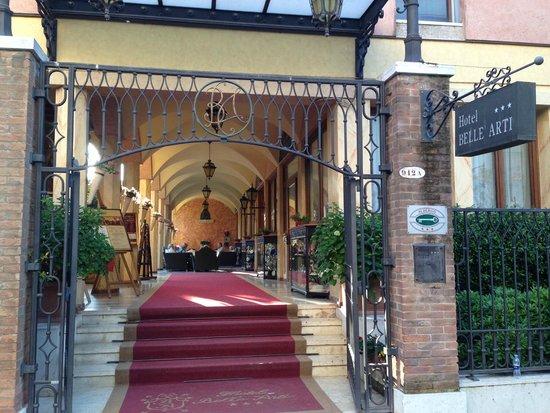 Hotel Belle Arti: Hotel Lobby