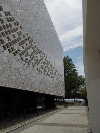 Lisbon Oceanarium : Oceanario facciata