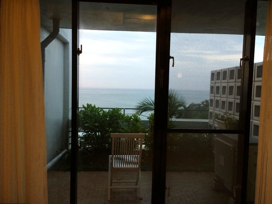 Moon Beach Palace Hotel : balcony