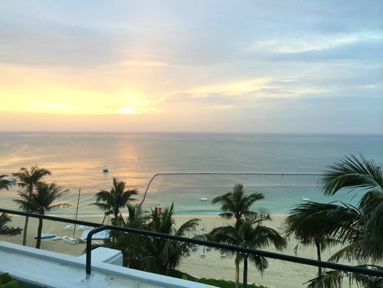 Moon Beach Palace Hotel : Ocean View