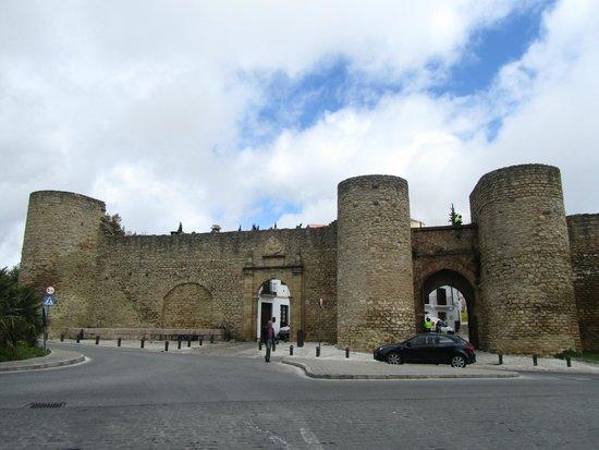 Fliesen An Häusern Picture Of Old City Ronda TripAdvisor - Casa moro fliesen