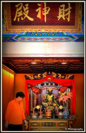 Wong Tai Sin Temple (Sik Sik Yuen Temple): One of the temple building