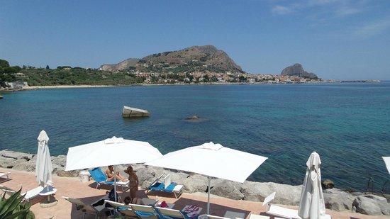 Domina Coral Bay Sicilia Zagarella : Scogliera